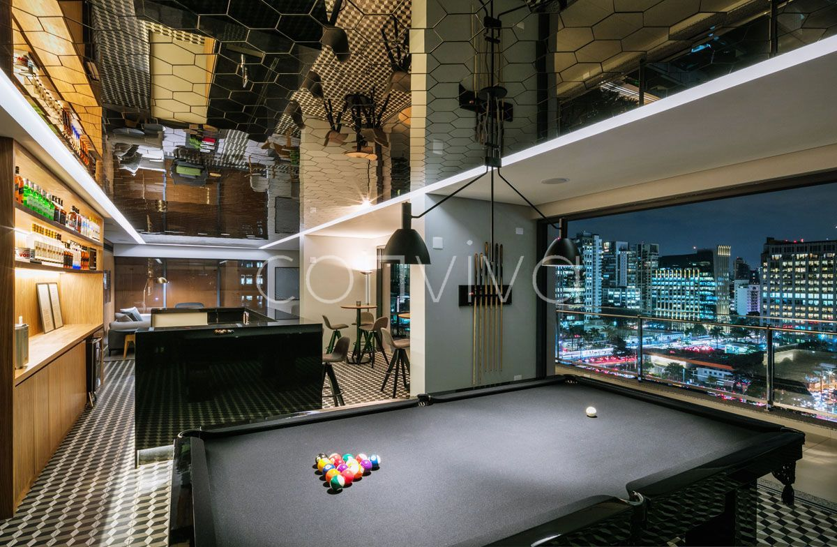 Fi173 Elegant Studio Apartment Itaim Bibi