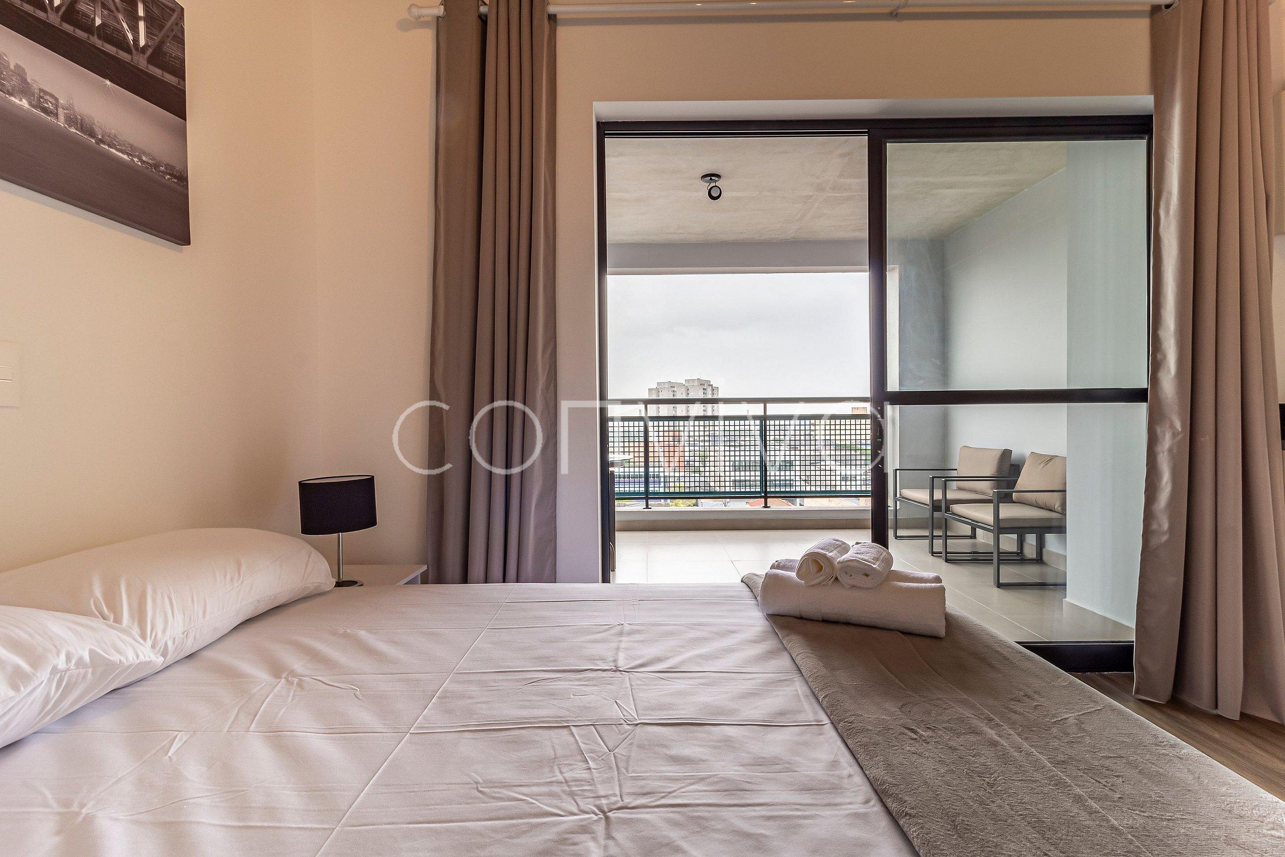 Vnbr810 Minimalist Apartment In Bom Retiro